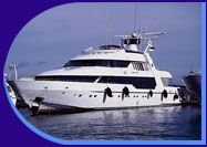 megayachts charter prices